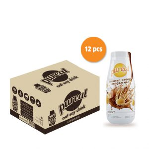 PUREAL Oat Soy Chocolate Carton 12x 250ml